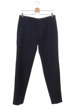 Pánské kalhoty  Cinque, Velikost M, Barva Modrá, 54% polyester, 44% vlna, 2% elastan, Cena  242,00Kč