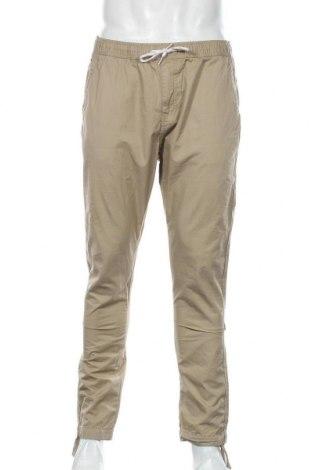Мъжки панталон Clockhouse, Размер L, Цвят Бежов, Памук, Цена 13,13лв.