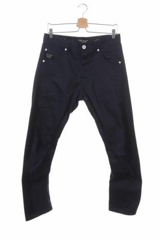 Pánské kalhoty  Core By Jack & Jones, Velikost M, Barva Modrá, 65% polyester, 35% bavlna, Cena  181,00Kč