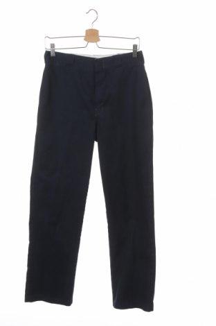Мъжки панталон Dickies, Размер M, Цвят Син, 65% полиестер, 35% памук, Цена 49,50лв.