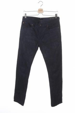 Мъжки панталон Diesel Black Gold, Размер M, Цвят Син, Памук, Цена 144,50лв.