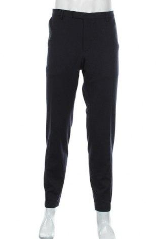 Pánské kalhoty  Joop!, Velikost XL, Barva Modrá, 63% bavlna, 27% polyamide, 5% elastan, Cena  1573,00Kč