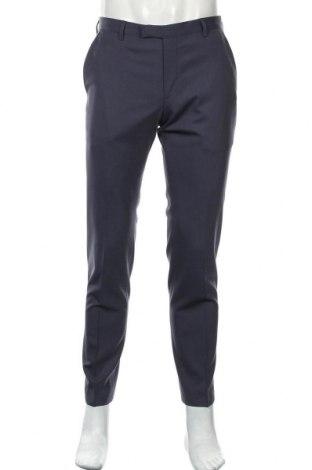 Pánské kalhoty  Joop!, Velikost M, Barva Modrá, 78% vlna, 20% polyester, 2% elastan, Cena  1965,00Kč