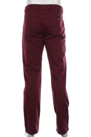 Мъжки панталон Paul Hunter, Размер L, Цвят Червен, 97% памук, 3% еластан, Цена 28,62лв.