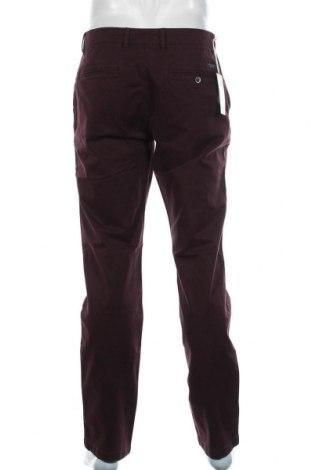 Мъжки панталон Paul Hunter, Размер L, Цвят Лилав, 97% памук, 3% еластан, Цена 119,25лв.