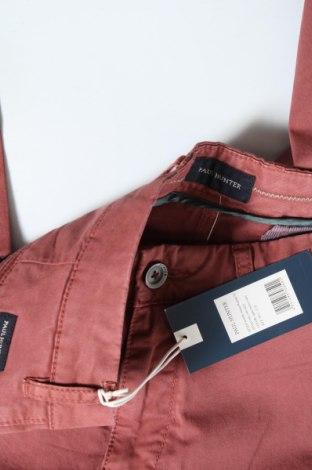 Мъжки панталон Paul Hunter, Размер M, Цвят Розов, 98% памук, 2% еластан, Цена 18,52лв.