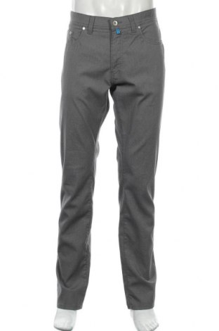 Мъжки панталон Pierre Cardin, Размер L, Цвят Сив, 71% памук, 27% полиестер, 2% еластан, Цена 29,80лв.