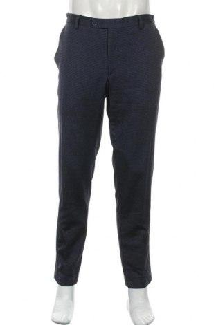 Мъжки панталон Pierre Cardin, Размер XL, Цвят Син, 55% полиестер, 33% вискоза, 12% еластан, Цена 26,40лв.