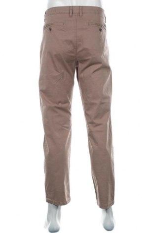 Мъжки панталон Sondag & Sons, Размер L, Цвят Бежов, 98% памук, 2% еластан, Цена 51,75лв.
