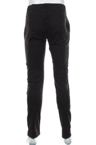 Мъжки панталон Tom Tailor, Размер S, Цвят Черен, 98% памук, 2% еластан, Цена 18,00лв.