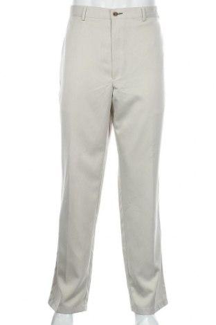 Pánské kalhoty  Tommy Hilfiger, Velikost XL, Barva Béžová, Polyester, Cena  241,00Kč
