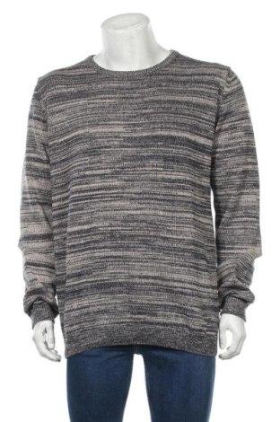 Pánský svetr  ! Solid, Velikost XXL, Barva Modrá, Bavlna, Cena  450,00Kč