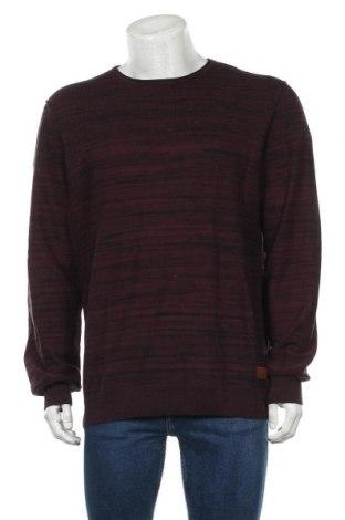 Мъжки пуловер Blend, Размер XXL, Цвят Червен, Памук, Цена 44,85лв.