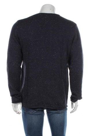 Мъжки пуловер Blend, Размер XL, Цвят Син, 50% памук, 50% акрил, Цена 40,50лв.