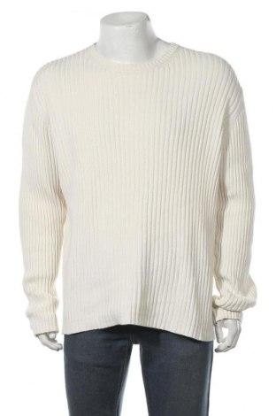 Ανδρικό πουλόβερ Marc O'Polo, Μέγεθος XL, Χρώμα Εκρού, 90% βαμβάκι, 10% ελαστάνη, Τιμή 12,73€
