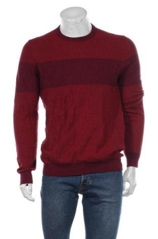 Pánský svetr  Sondag & Sons, Velikost L, Barva Červená, 100% bavlna, Cena  476,00Kč
