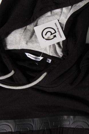 Мъжки суичър Antony Morato, Размер S, Цвят Черен, 80% памук, 20% полиестер, Цена 44,07лв.