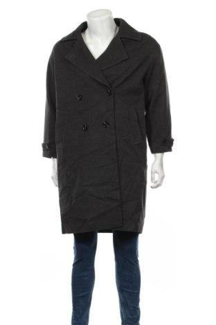 Мъжко палто Tom Tailor, Размер M, Цвят Сив, Цена 126,75лв.