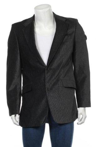 Мъжко сако, Размер L, Цвят Сив, Памук, Цена 7,35лв.