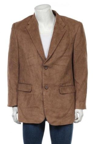 Мъжко сако, Размер S, Цвят Кафяв, Цена 5,77лв.