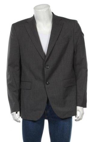 Мъжко сако Barutti, Размер XL, Цвят Сив, Вискоза, Цена 8,14лв.