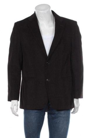 Мъжко сако Canda, Размер L, Цвят Кафяв, 100% памук, Цена 6,30лв.