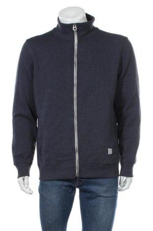 Pánský sportovní vrch Tom Tailor, Velikost XL, Barva Modrá, 60% bavlna, 40% polyester, Cena  566,00Kč
