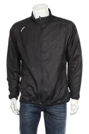 Мъжко спортно яке, Размер M, Цвят Черен, Полиестер, Цена 8,40лв.