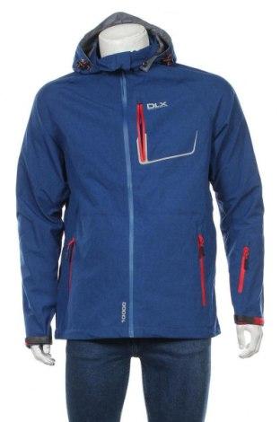 Pánská sportovní bunda  DLX by Trespass, Velikost M, Barva Modrá, Polyester, Cena  1294,00Kč