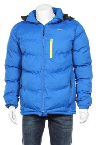 Мъжко спортно яке Trespass, Размер M, Цвят Син, Полиестер, Цена 110,88лв.
