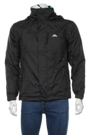 Мъжко спортно яке Trespass, Размер XXS, Цвят Черен, Полиестер, Цена 42,70лв.