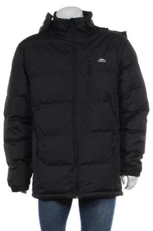 Мъжко спортно яке Trespass, Размер L, Цвят Черен, Полиестер, Цена 91,20лв.