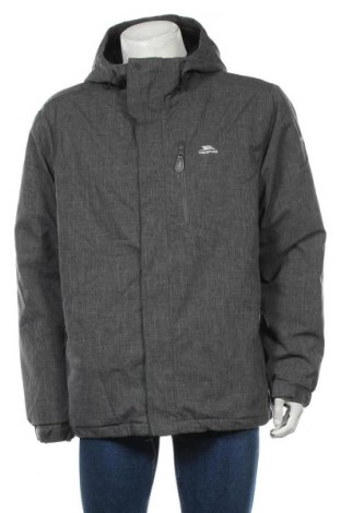 Мъжко спортно яке Trespass, Размер XL, Цвят Сив, Полиестер, Цена 91,20лв.