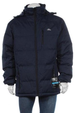 Мъжко спортно яке Trespass, Размер L, Цвят Син, Полиестер, Цена 93,87лв.