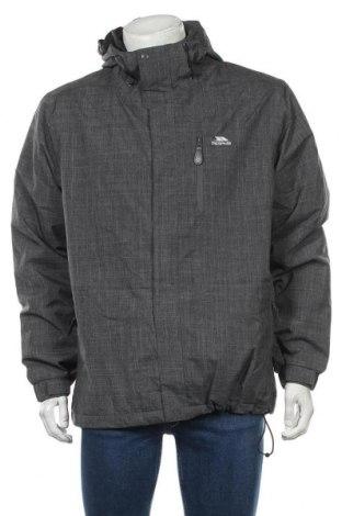 Мъжко спортно яке Trespass, Размер L, Цвят Сив, Полиестер, Цена 102,06лв.