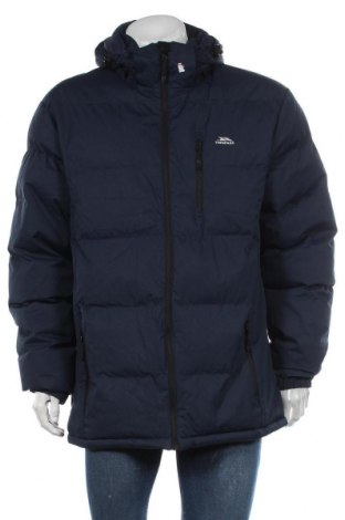 Мъжко спортно яке Trespass, Размер L, Цвят Син, Полиестер, Цена 89,46лв.