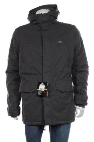Мъжко спортно яке Trespass, Размер L, Цвят Сив, Полиестер, Цена 133,56лв.