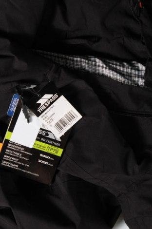 Мъжко спортно яке Trespass, Размер S, Цвят Черен, Полиестер, Цена 104,25лв.
