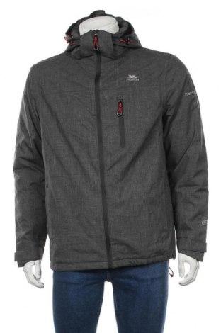 Мъжко спортно яке Trespass, Размер S, Цвят Сив, Полиестер, Цена 96,75лв.