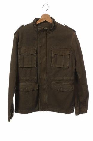 Мъжко яке, Размер M, Цвят Зелен, Цена 29,77лв.
