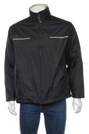 Мъжко яке, Размер S, Цвят Черен, Полиестер, памук, Цена 10,24лв.