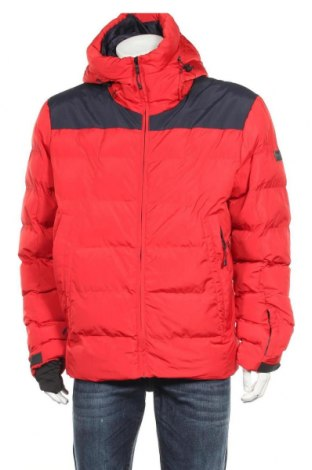 Мъжко яке Blend, Размер XL, Цвят Червен, Полиестер, Цена 95,76лв.
