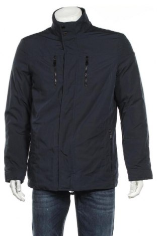 Ανδρικό μπουφάν Geox, Μέγεθος M, Χρώμα Μπλέ, Πολυεστέρας, Τιμή 85,59€