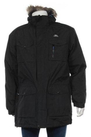 Мъжко спортно яке Trespass, Размер L, Цвят Черен, Полиестер, Цена 117,18лв.