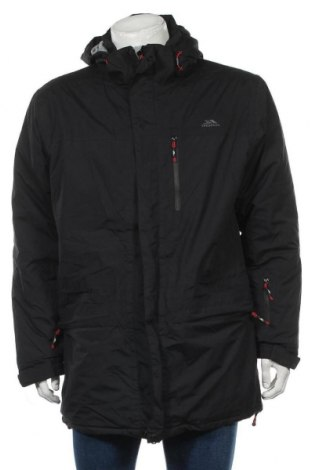 Мъжко спортно яке Trespass, Размер L, Цвят Черен, Полиестер, Цена 105,60лв.