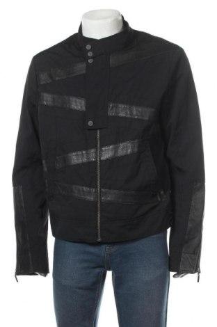 Ανδρικό μπουφάν Versace Collection, Μέγεθος XL, Χρώμα Μπλέ, 70% πολυαμίδη, 30% βαμβάκι, Τιμή 51,44€