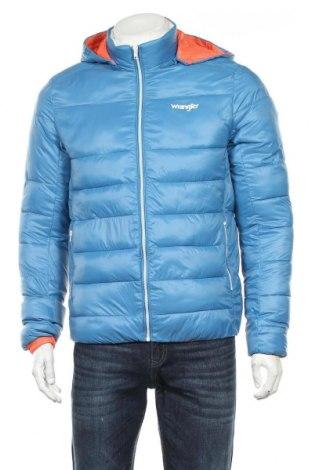 Pánská bunda  Wrangler, Velikost M, Barva Modrá, Polyamide, Cena  2775,00Kč