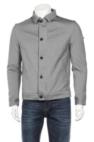 Ανδρικό μπουφάν Zara, Μέγεθος M, Χρώμα Γκρί, Τιμή 20,26€