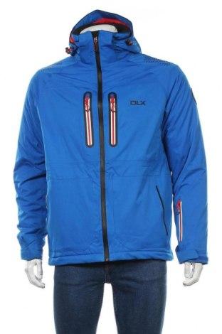 Мъжко яке за зимни спортове DLX by Trespass, Размер S, Цвят Черен, Полиестер, Цена 112,77лв.