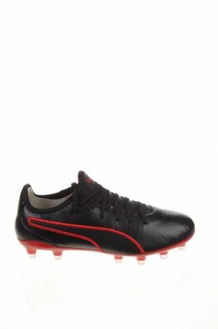 Обувки PUMA, Размер 36, Цвят Черен, Еко кожа, Цена 29,75лв.